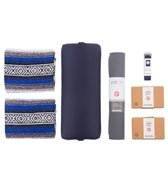 Yoga Journal Home Practice Supplies - Complete Set
