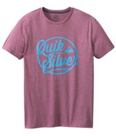 Quiksilver Men's Go Team Go S/S Tee