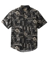 Quiksilver Waterman's Seagate Short Sleeve Shirt