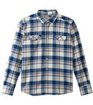 Quiksilver Waterman's Cedar Island Long Sleeve Shirt