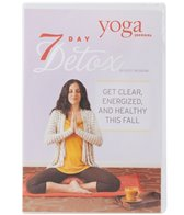 Yoga Journal 7 Day Detox 2-Disc Set