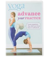 Yoga Journal Advance Your Practice From Beginner To Advanced DVD