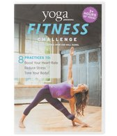 Yoga Journal Fitness Challenge 3 DVD Set