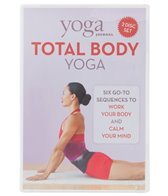 Yoga Journal Total Body Yoga 2 Disc Set DVD