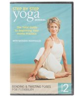 Yoga Journal Beginning Yoga Step by Step Session 2 DVD