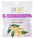 Aura Cacia Euphoric Ylang Ylang Mineral Bath, 2.5oz