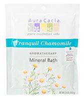 Aura Cacia Tranquil Chamomile Mineral Bath, 2.5oz