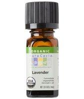 Aura Cacia Lavender Certified Organic 100% Pure Essential Oil - 0.5 oz