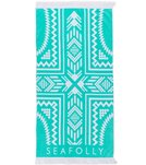 Seafolly Fringe Benefits Palm Springs Towel