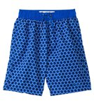 Mr.Swim Boys' Geo Swim Trunk (2T-7yrs)