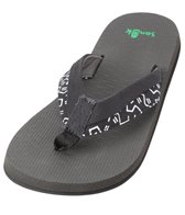 Sanuk Men's Beer Cozy Light Funk Flip Flop
