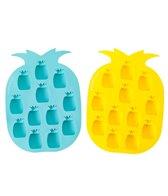 SunnyLife Pineapple Ice Tray 2 Set