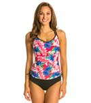 Jag Catalan Beach Underwire Tankini Top (D/DD Cup)