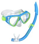 U.S. Divers Dorado Jr. Mask / Sea Breeze Jr. Snorkel