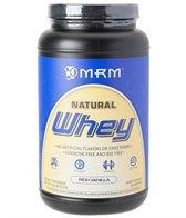 MRM Natural Whey Protein Powder (2 lbs)