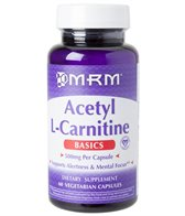 MRM Acetyl L-Carnitine Supplement (500mg Capsules)