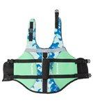 Playapup Pet Emerald Flotation Device