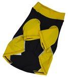 Body Glove Black/Yellow Dog Rashguard