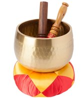 Sacred Space Perfect Pitch Gold Med G# Japanese Style Rin Gong Singing Bowl 8 #J8Gsm10