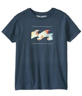 Billabong Boys' Contrary S/S Tee (2T-7yrs)