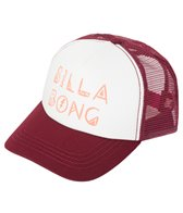 Billabong Girls' Good Day Logo Trucker Hat
