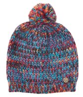 Billabong Girls' Coastal Vibez Pom Pom Knit Beanie