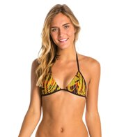 Dakine Women's Kiki Fixed Triangle Swim Top