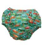 Dolfin Little Dolfins Vroom Vroom Swim Diaper (3mos-4T)