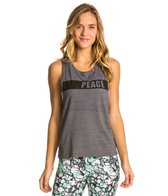 YogaRX Peace Muscle Tee