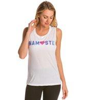 YogaRX Namaste Heart Muscle Tee
