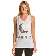YogaRX Moon Child Muscle Tee