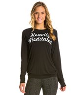 YogaRX Heavily Meditated Long Sleeve Knit