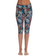 Carve Designs Women's Hampton Capri Legging