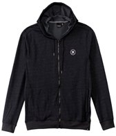 Hurley Men's Dri-Fit League Zip Fleece Hooded Jacket