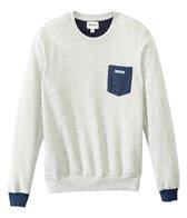 Rhythm Men's My Pullover Crewneck Sweater