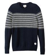 Rhythm Men's Albert Knit Pullover Sweater