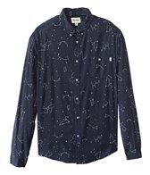 Rhythm Men's Starry Night Long Sleeve Shirt
