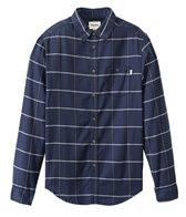 Rhythm Men's West End Flannelette Long Sleeve Shirt