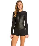 Roxy Women's 2mm XY Long Sleeve Back Zip Springsuit Wetsuit Wetsuit
