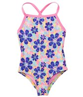 TYR Girls' Poppy Diamondfit One Piece Swimsuit (2T-16yrs)