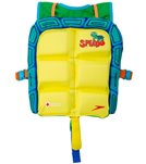 Speedo Boys' USCG Approved Water Skeeter Floatation Vest (30-50lbs)