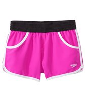 Speedo Girls' Colorblock Boardshort (7yrs-16yrs)