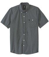 Volcom Men's Everett Mini Check S/S Shirt