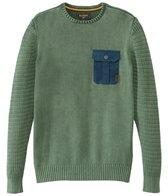 Billabong Men's Flight Long Sleeve Crewneck Sweater