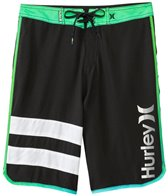 Hurley Men's Block Party Core Light Boardshorts