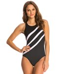 Miraclesuit Sports Page Triple Play Soft Cup One Piece Swimsuit