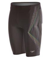 Speedo Linear Lines Jammer Swimsuit