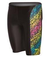 Speedo Flipturns Animal Printed Jammer Swimsuit