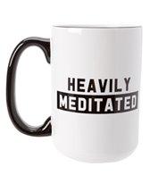 Yoga Rx Heavily Meditated Mug