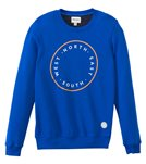 Rhythm Men's North Seas Pullover Sweater